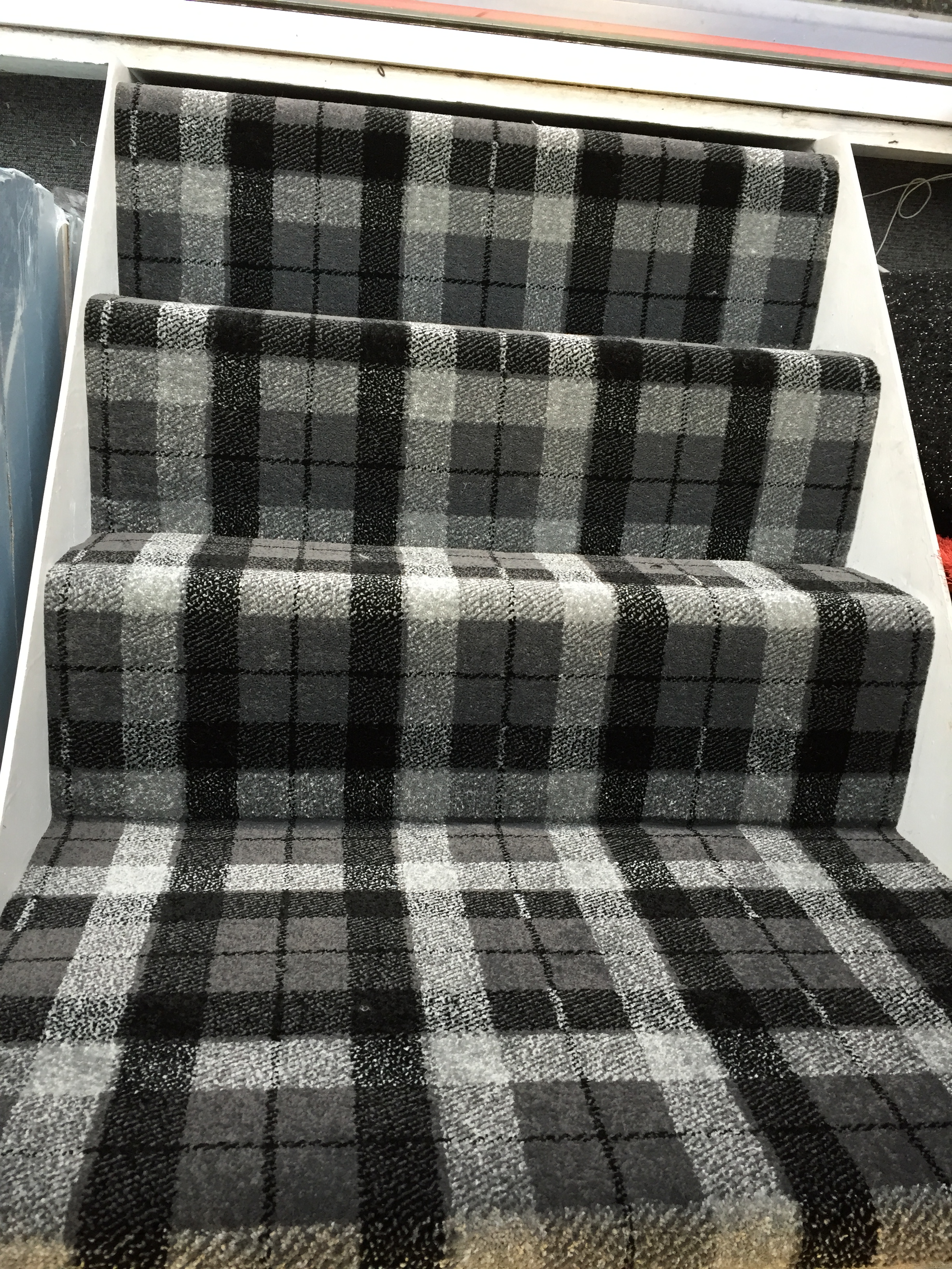 Black And Silver Tartan Now With 25 Off