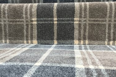 Strathmore Tartan Charcoal or Brown