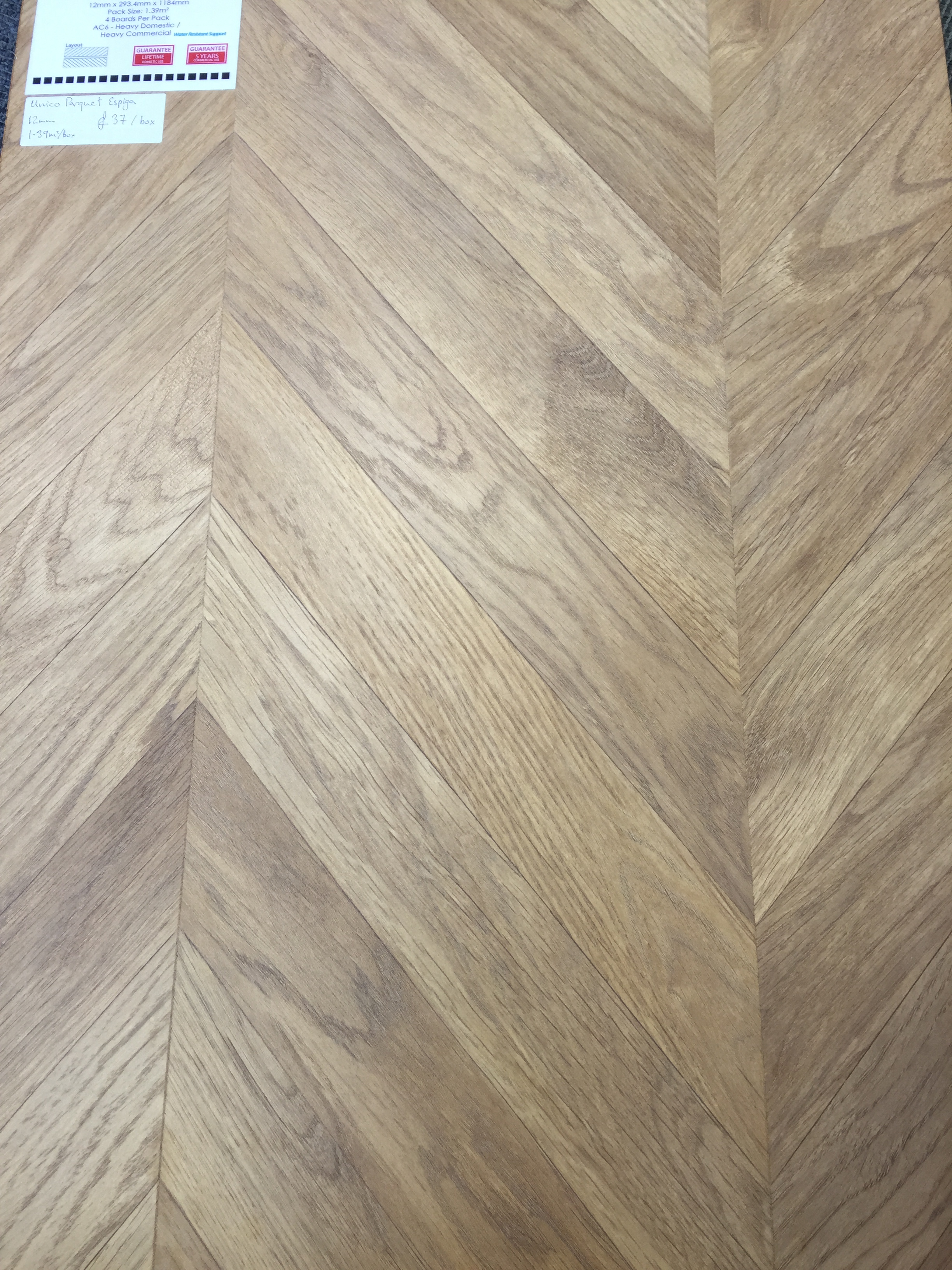 Chevron Natural By Faus