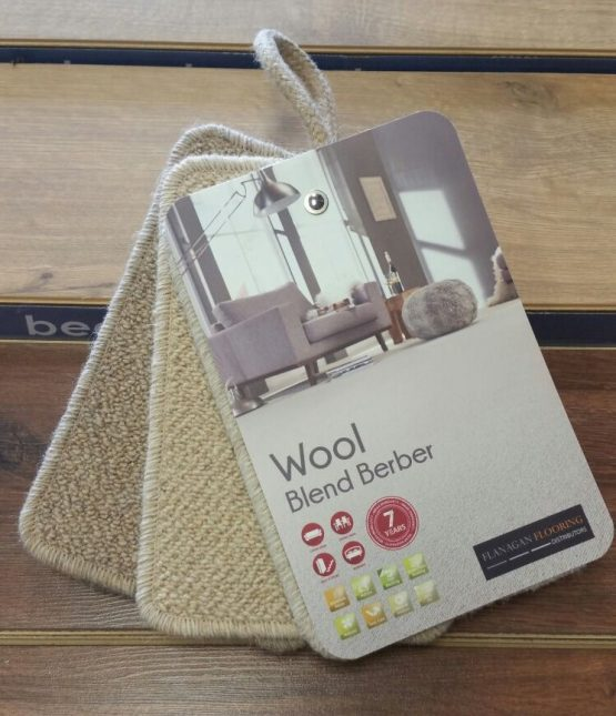 Real wool carpet only £5.99sqyd