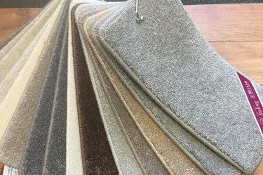 Luxuriously Soft underfoot Cormar Carpets