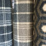 Strathmore Tartan Charcoal Brown