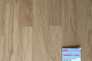 Basics Cornwall Oak - Quality at Unbeatable prices!
