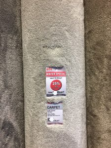 Soft Focus, Starlight Cormar luxury, super soft, deep pile carpet